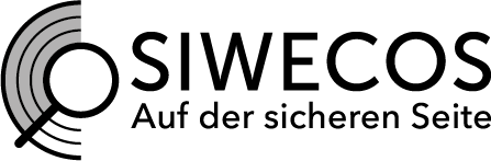Logo der IT-Sicherheitsinitiative SIWECOS